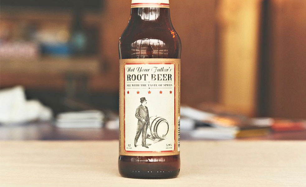 This Isn't Your Father's Root Beer