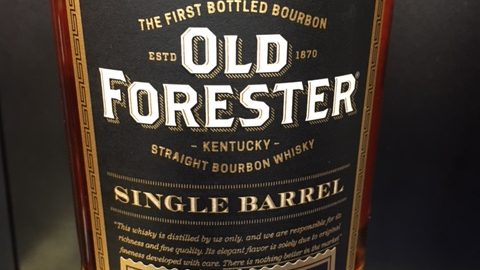 Old Forester Single Barrel 750mL