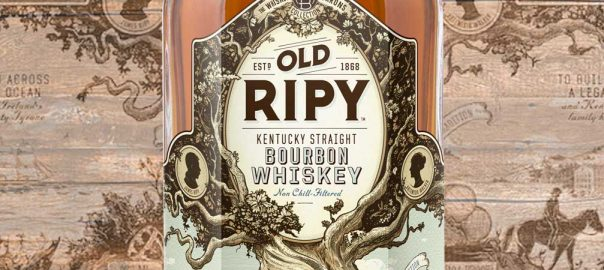 Old Ripy Kentucky Straight Bourbon Whiskey