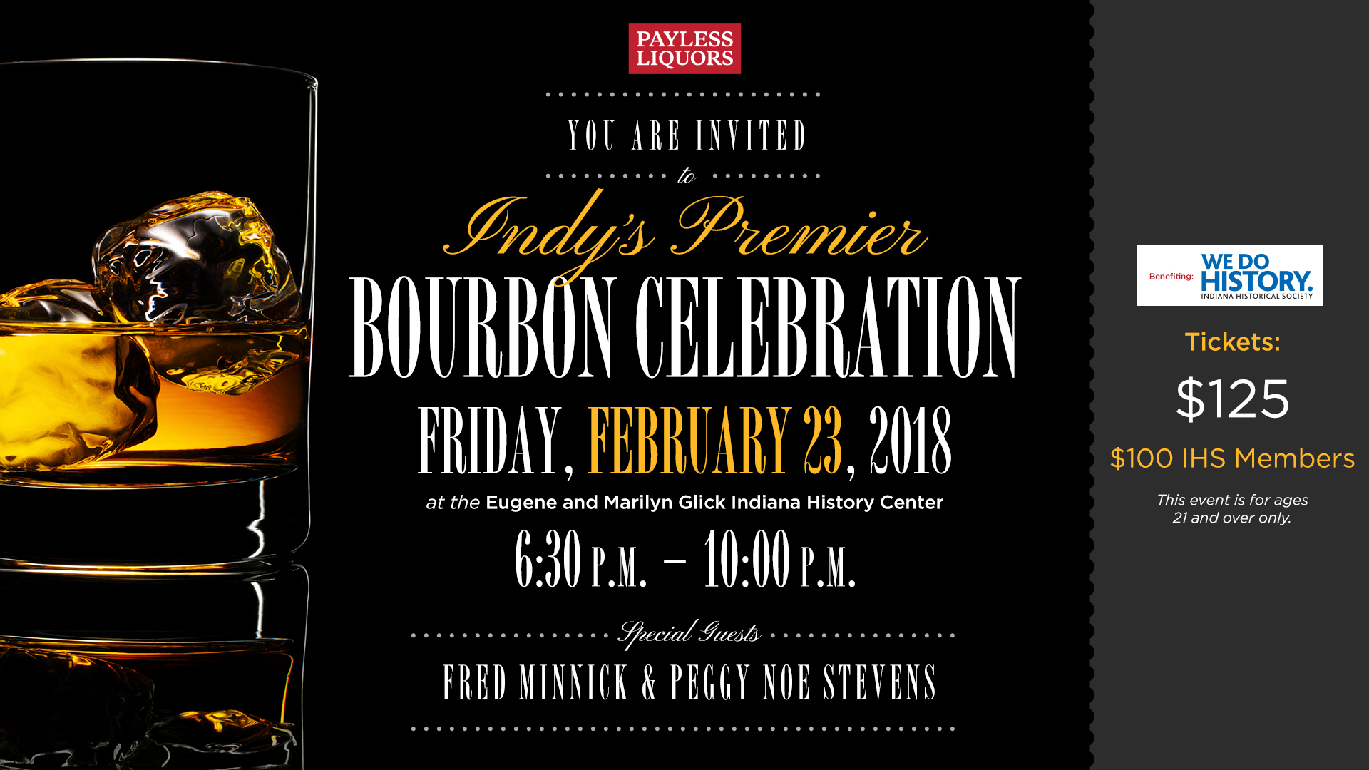 Indy's Premier Bourbon Celebration