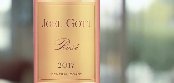 Joel Gott Central Coast Rose