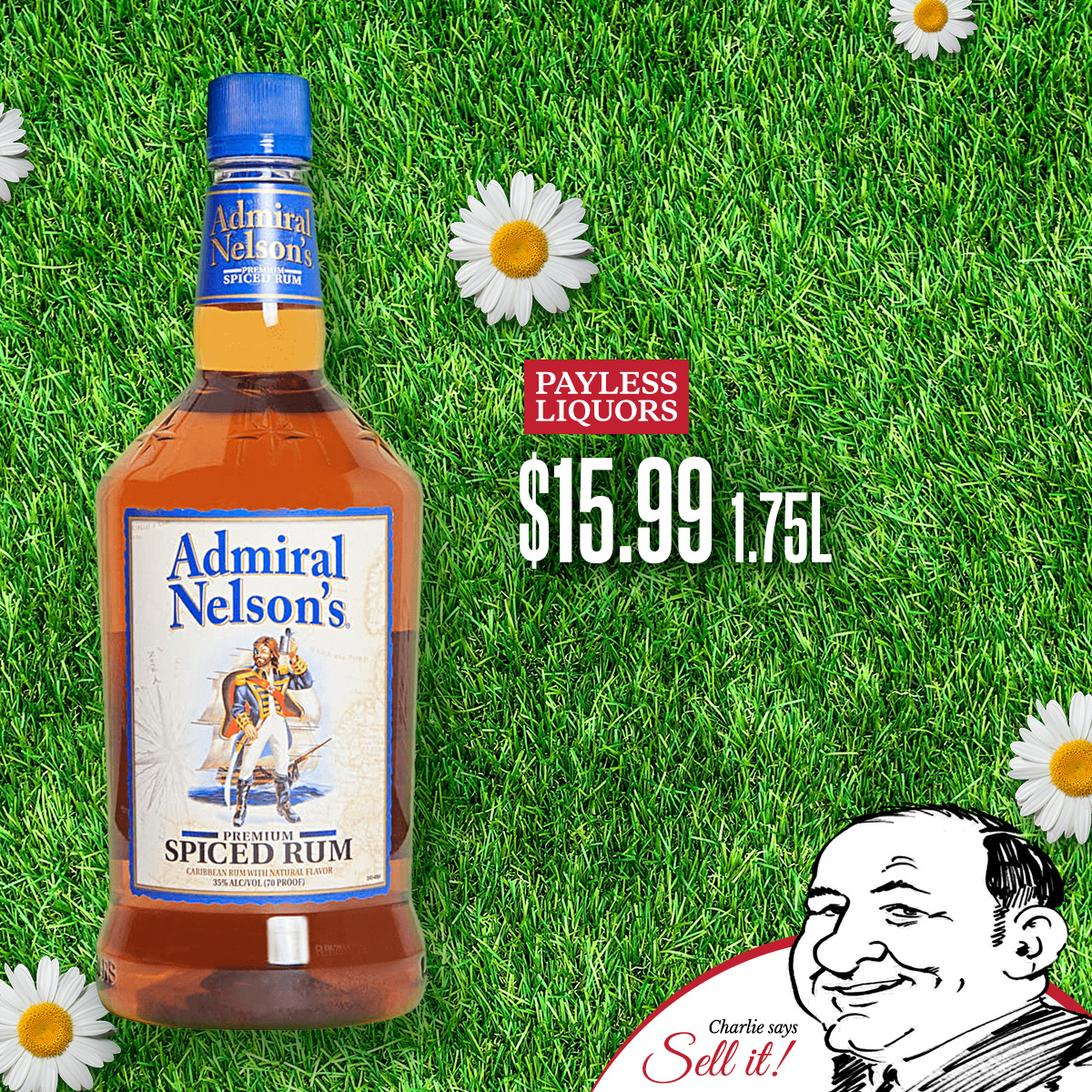 Admiral Nelson 1.75L