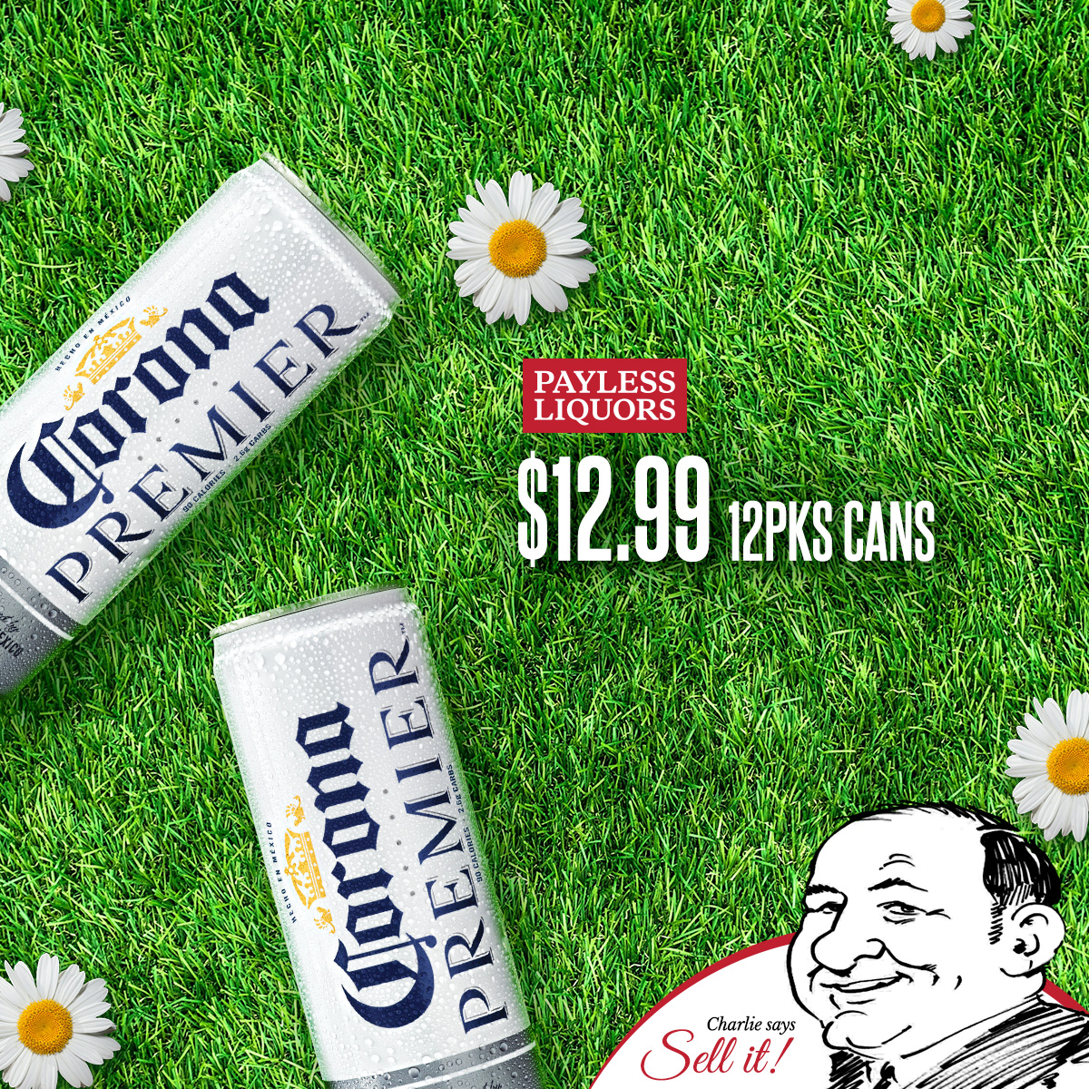 Corona Premier 12-Pack Cans