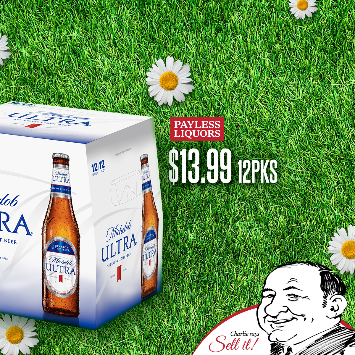 Michelob Ultra 12-Packs
