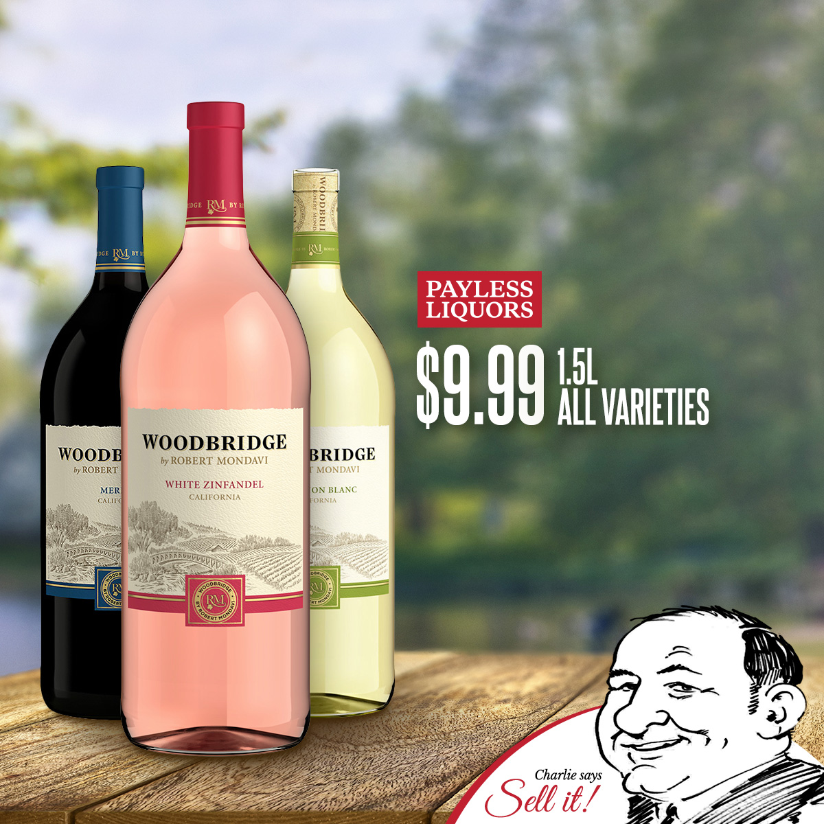Woodbridge Wines 1.5L