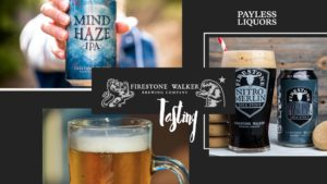 Firestone Walker Tasting