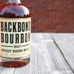 Taste Backbone Bourbon.
