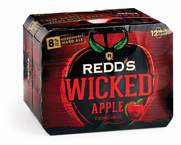 Redd's Wicked Apple 12 pk.