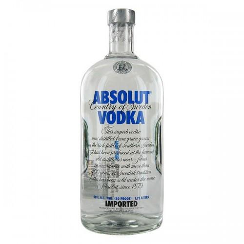 Absolute Vodka 1.75L