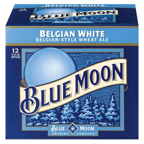 Blue Moon Belgian Wheat 12pk