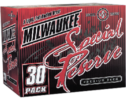 Milwaukee Special Reserve 30pk