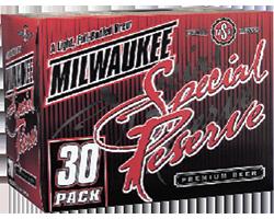 Milwaukee Special Reserve 30pk