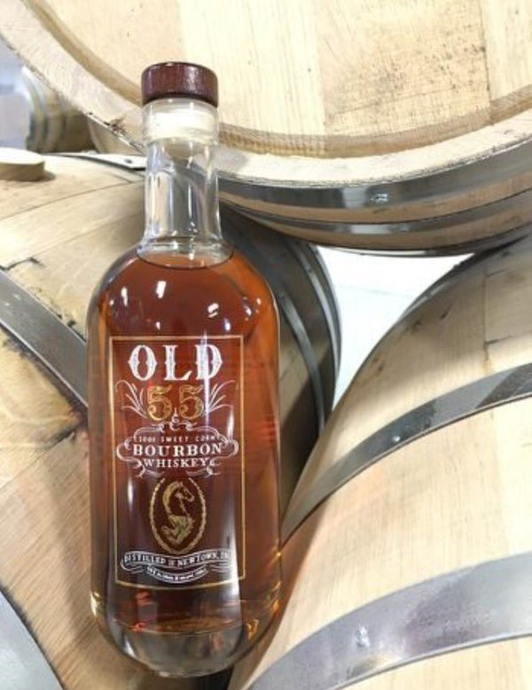 Old 55 Sweet Corn Bourbon