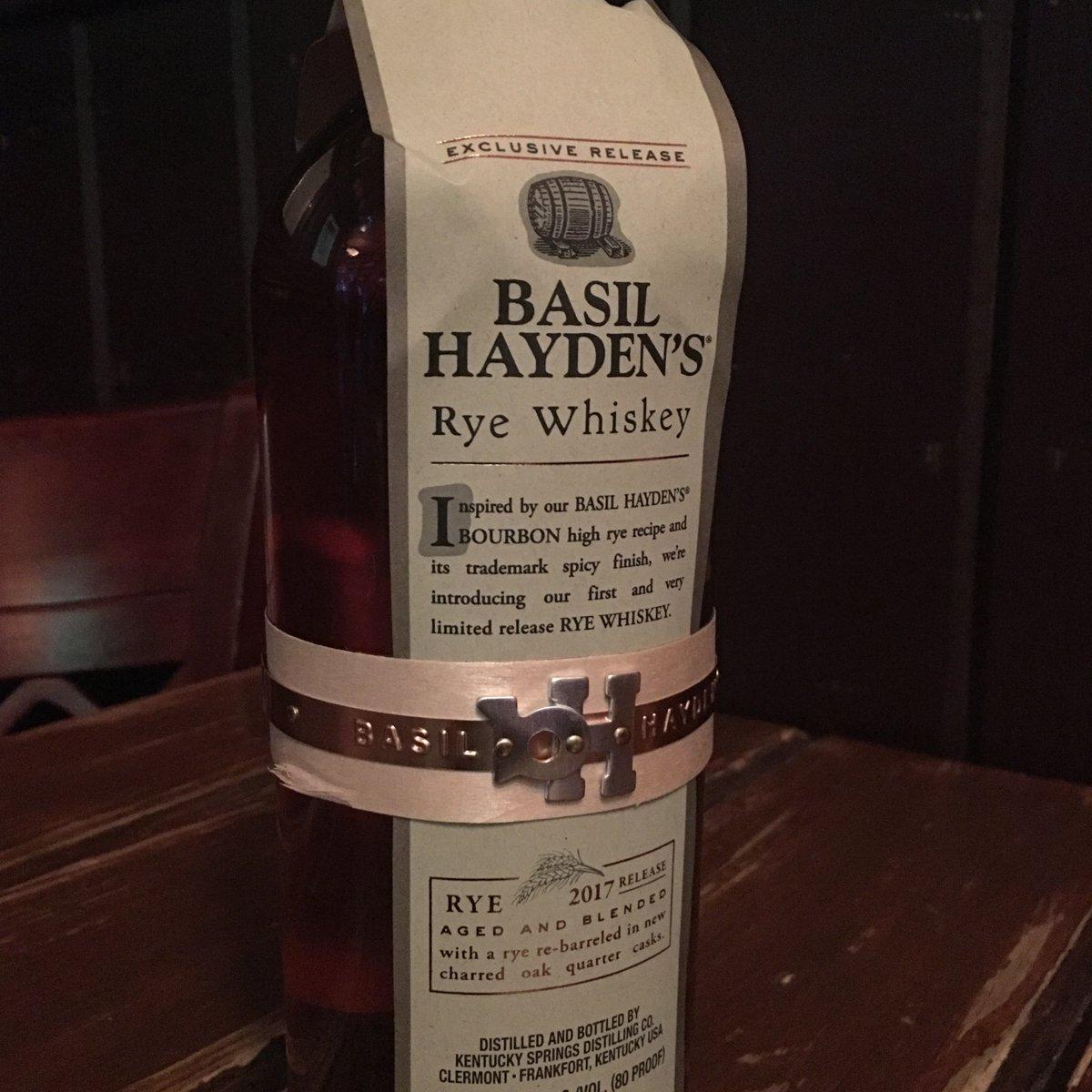 Basil Hayden Rye Whiskey   Payless Liquors