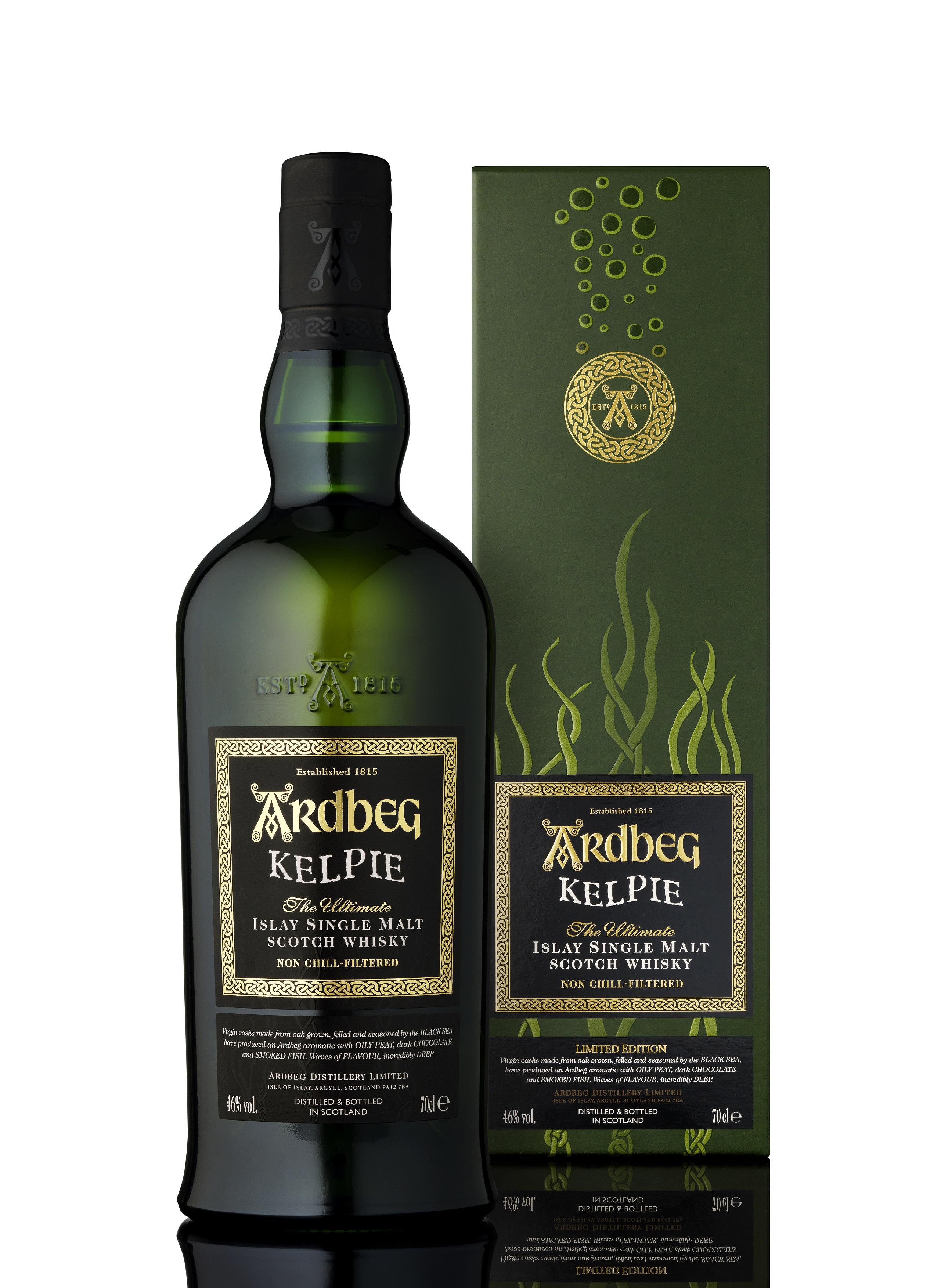 Ardbeg Kelpie Whisky