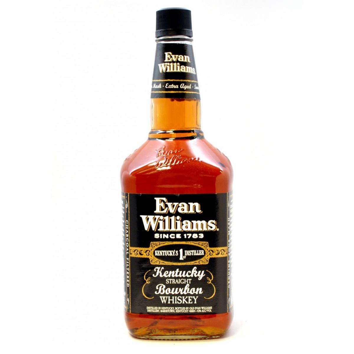 Evan Williams (Black Label) 1.75 L