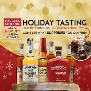 Holiday Tasting