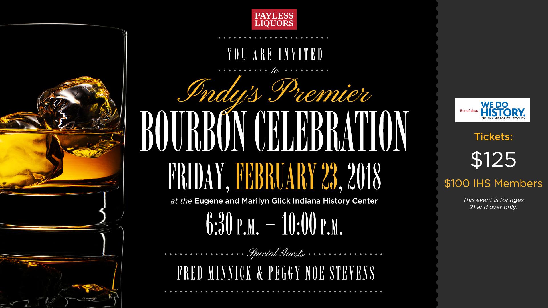 Indy's Premier Bourbon Celebration