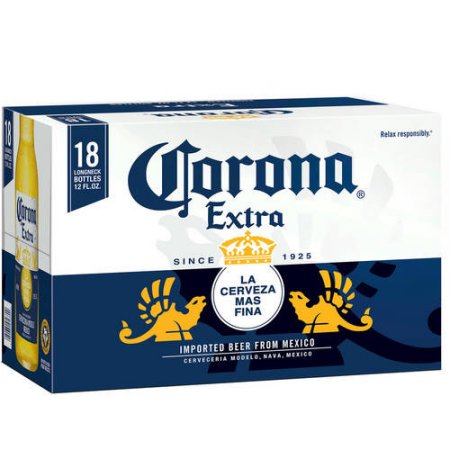 Corona 18-Pack Warm
