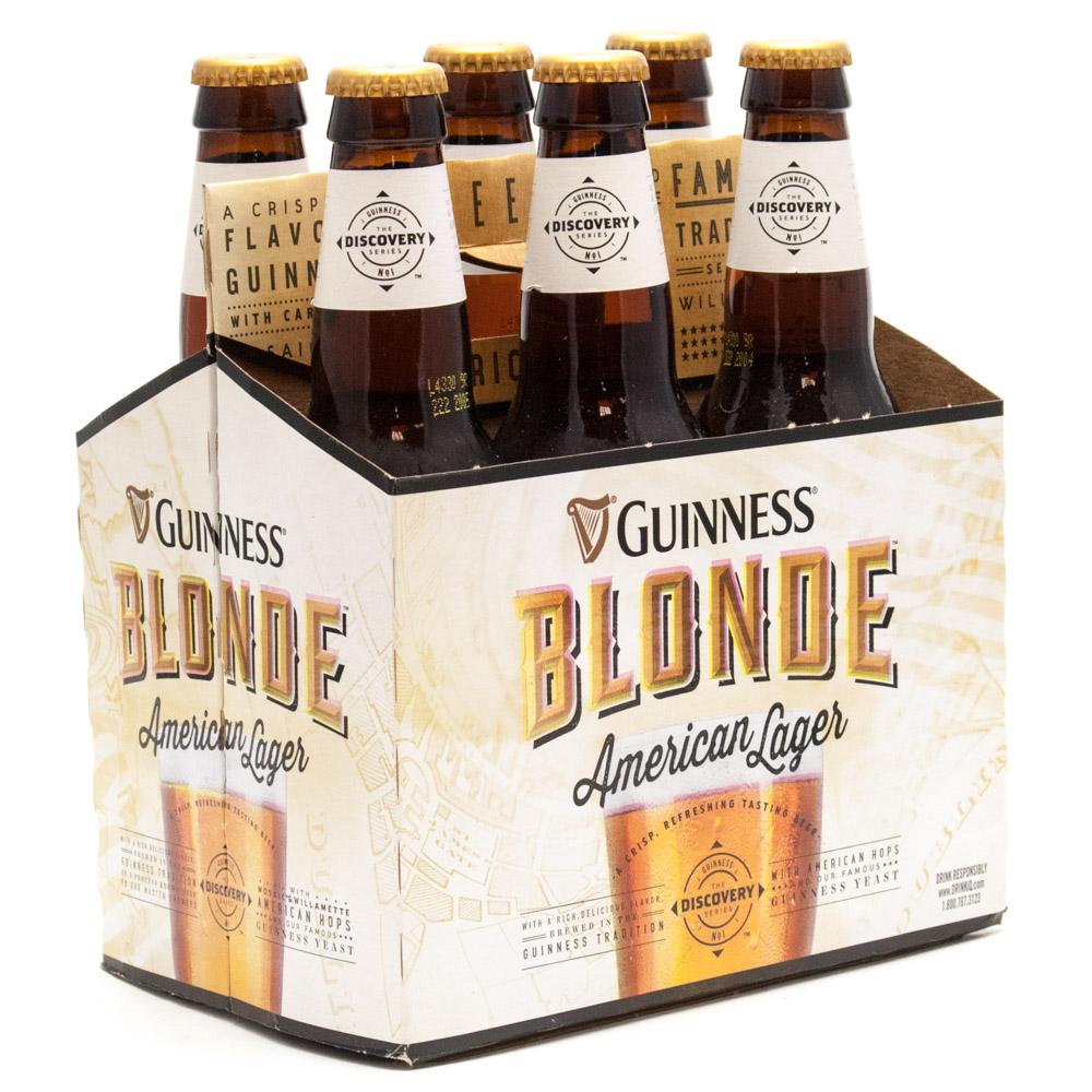 Guinness Blonde 6-Pack Bottles