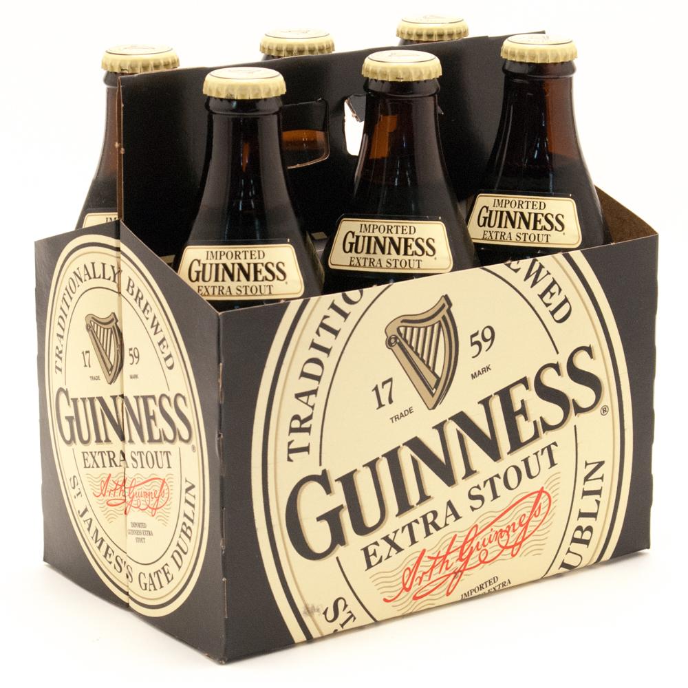 Guinness Seasonal 6-Pack Bottles