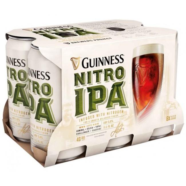 Guinness Nitro 6-Pack Bottles
