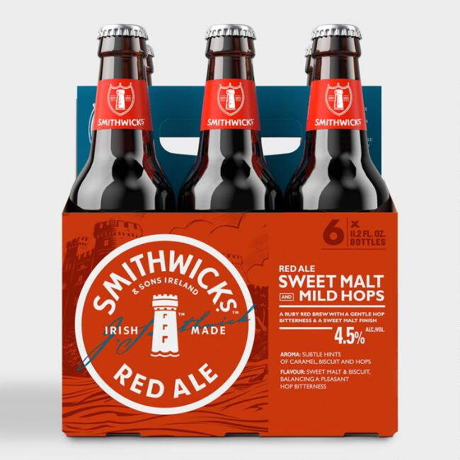 Smithwick's 6-Pack Bottles