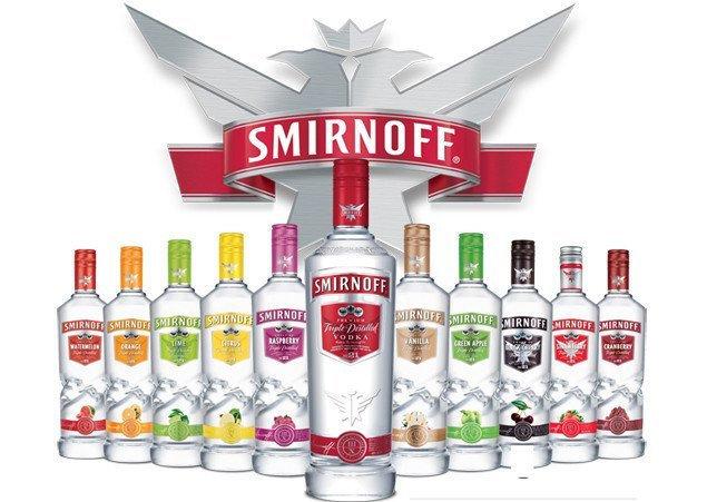 Smirnoff Taste Test