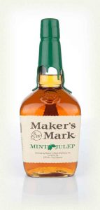 Makers Mark Mint Julep