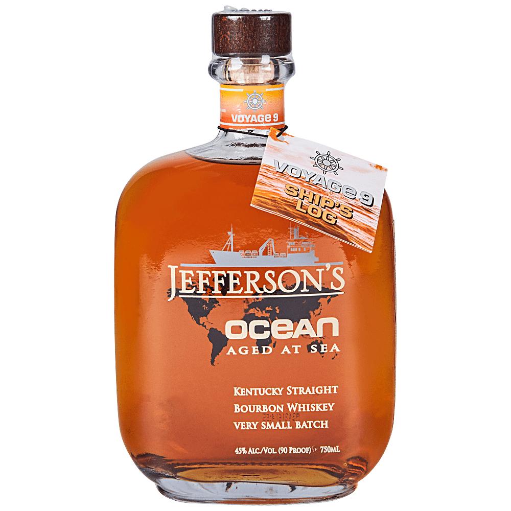 Jefferson's Ocean Bourbon Whiskey 750mL